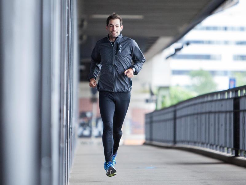 Laufen ist gut für die Gesundheit